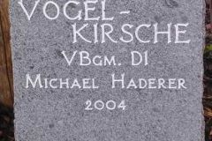 2004 Vogelkirsche, VBgm. Haderer