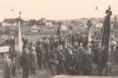 1923-08-25 Enthüllung beim Bezirksturnfest
