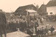 1930-09-21 Traditionsfahne bei der Eröffnung der Jahnwiese