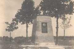 1921 Das neue Turnerdenkmal