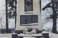 1996 Turnerdenkmal im Winter