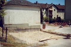 2003-07-22 Betoniertes Fundament