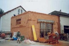 2003-08-01 Fertig gemauert