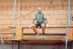 2003-08-01 Fertig gemauert - Schöberl