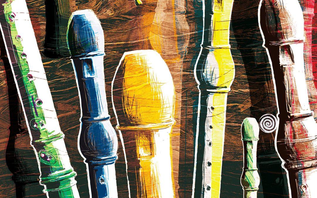 FlötenKids, Blockflöte