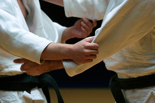 Judo, Erwachsene