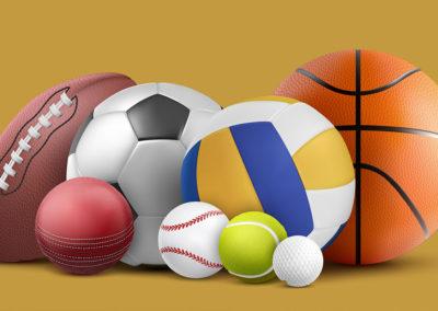 Ballsport aller Art