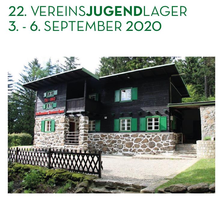 22. Vereinsjugendlager