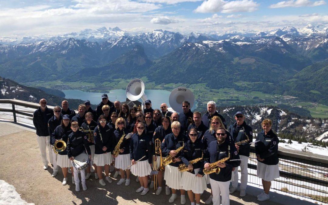 Konzertreise ins Salzkammergut