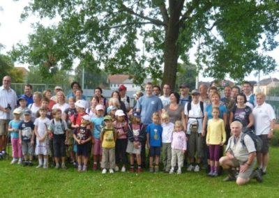 48. Jahnwanderung nach Flachberg/Gmunden
