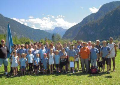 51. Jahnwanderung nach Bad Goisern