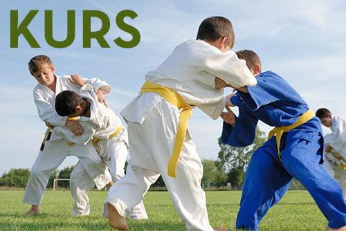 Judo, Anfängerkurs