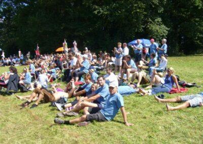 47. Jahnwanderung nach Eglsee