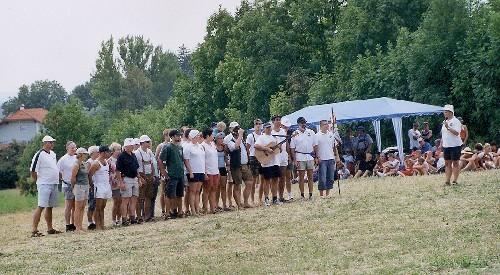 40. Jahnwanderung nach Leonding 2003