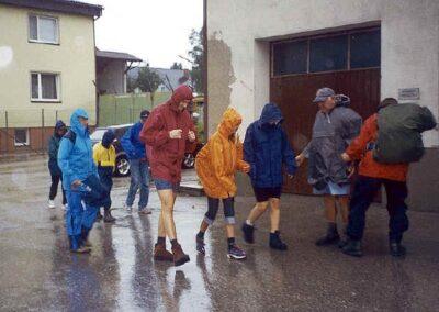 40. Jahnwanderung nach Leonding 2002 – abgesagt