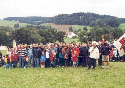 42. Jahnwanderung nach Andorf