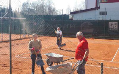 Sommerzeit ist Tenniszeit